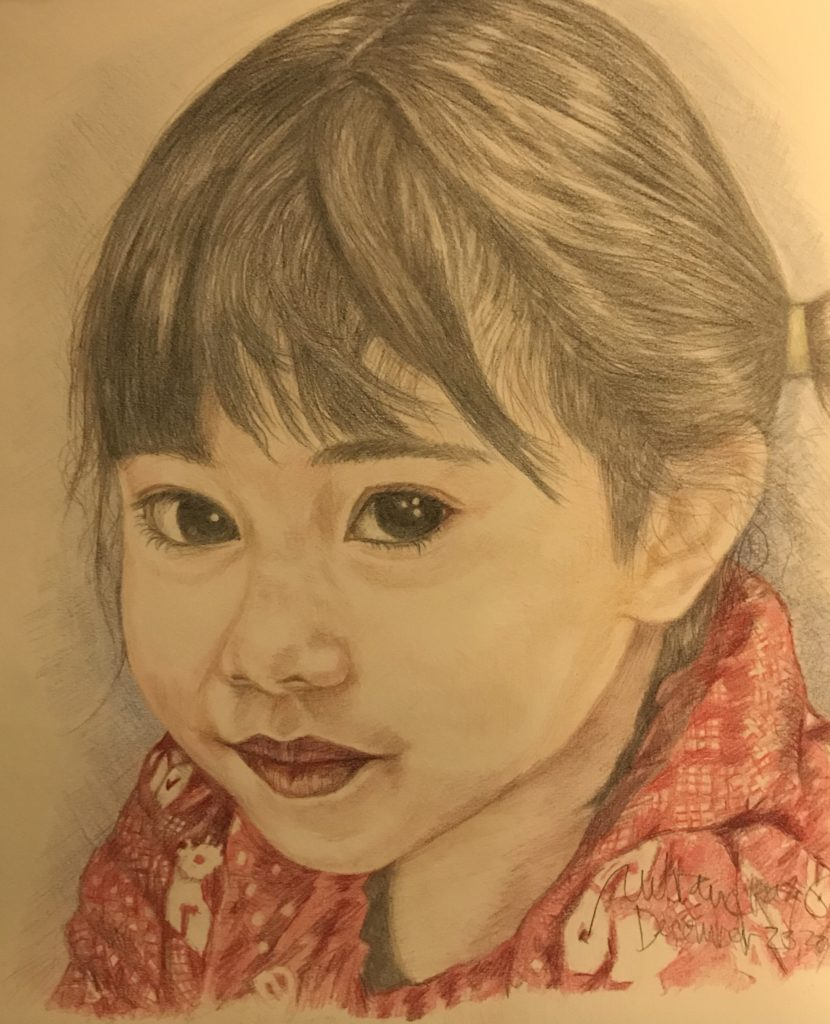 Pencil/Pastel/Charcoal 4