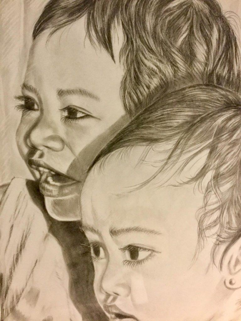 Pencil/Pastel/Charcoal 2