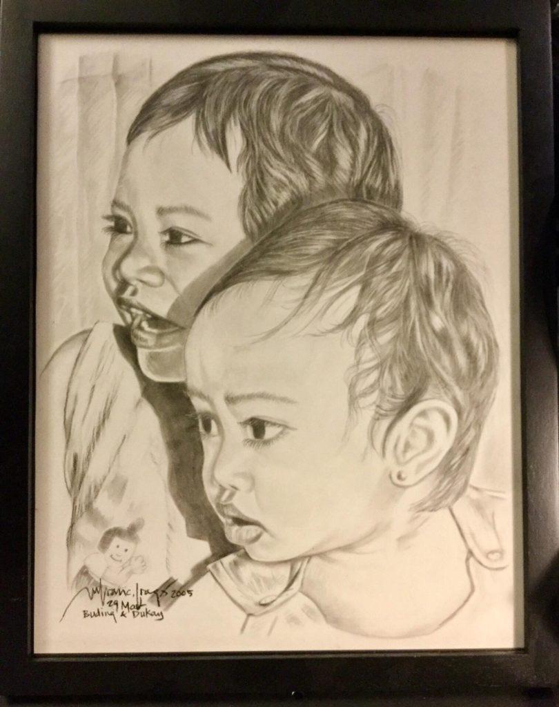 Pencil/Pastel/Charcoal 1
