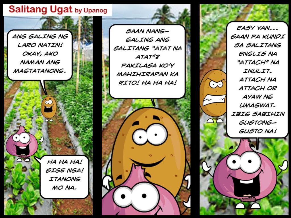 Salitang Ugat1