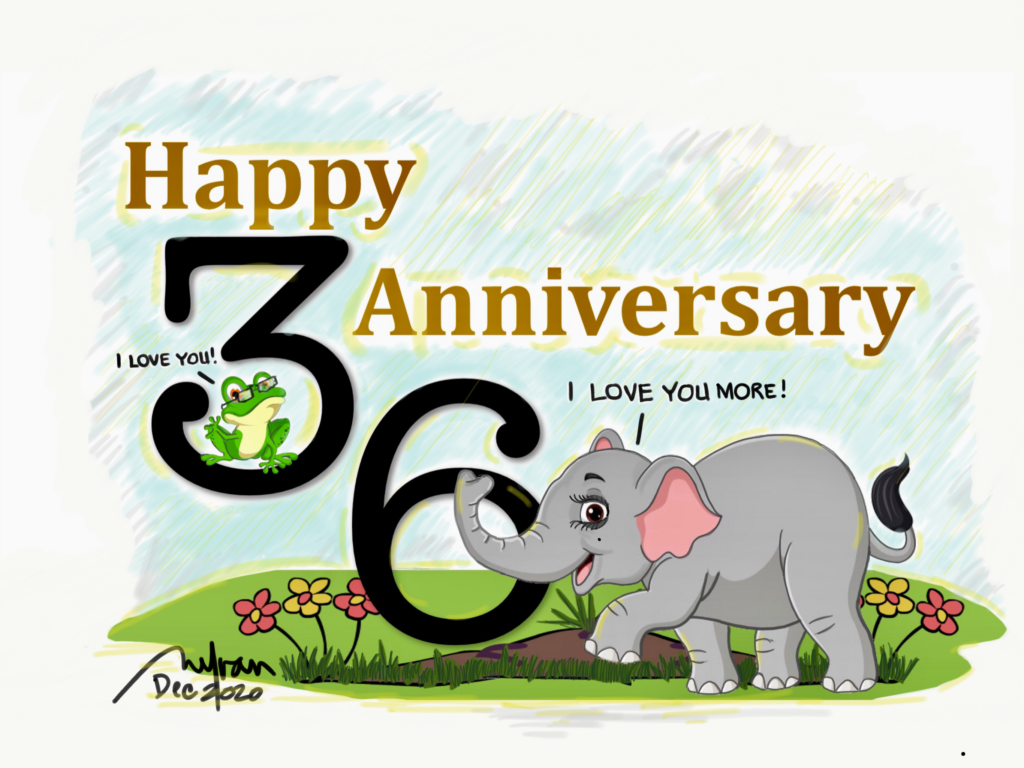 Anniversary36